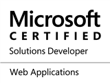 Microsoft Certified Solutions Developer: Web Applications
